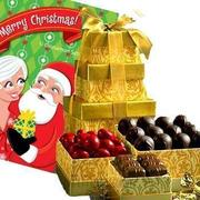 Send Christmas Chocolates to India from Infibeam