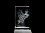 Pavana Putra Hanuman Ji in Crystal