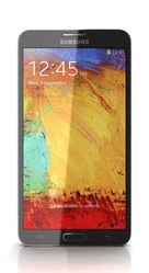 Samsung Galaxy Note 3  (Silver-66780)