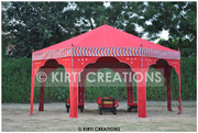 affactinate handmade tent