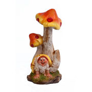 Mushroom and Gnome | Home Décor