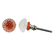 Knobs & Handles :Glass Knobs :Berry Glass Knobs