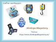 Blue Pottery products Supplier