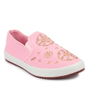 Casual canvas shoes for women's
