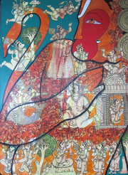 Online Ramesh Gorjala Paintings