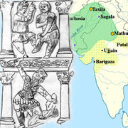 Get Intrigue Information about Indo Scythian History at Mintage World