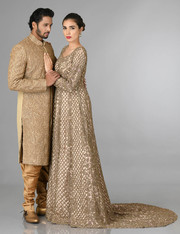 Bridal Couple Concept in Bangalore