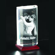 Presto's Personalized Photo Crystal Gifts India