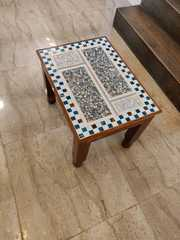 Elegant designer mosaic coffee tables