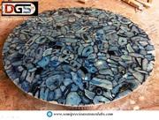 Semi Precious Stone Table Tops Divya Gem Stonex