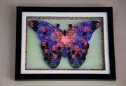 Wedding gifts for home decor Abstract Butterfly art work Aadhi Creatio