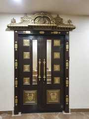 Door for pooja room